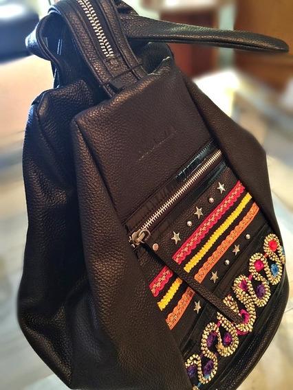 Bolso-mochila Rossabella 1016 Nero