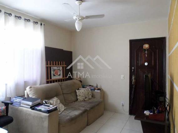 Apartamento-à Venda-braz De Pina-rio De Janeiro - Vpap10036