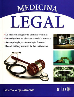 Medicina Legal - Vargas Alvarado - Libro Original