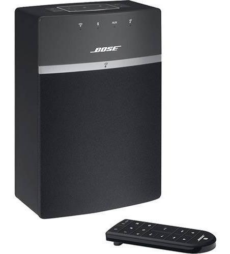 Caixa De Som Portatil Bose Soundtouch 10 731396-1100 Preto