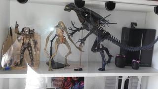 Alien Quenn, Alien Resurrection, Depredator