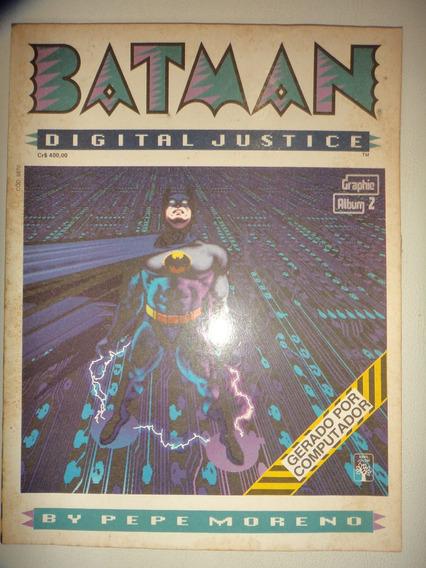 Graphic Album 2 Batman Editora Abril 1990 Excelentes