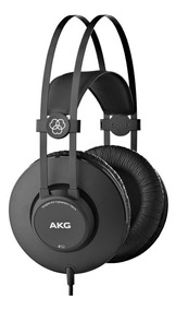 Fone Ouvido Akg Over Ear K52 Profissional Nf Garantia