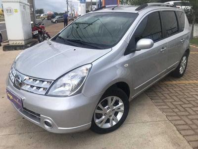 Nissan - Livina 18sl 2013