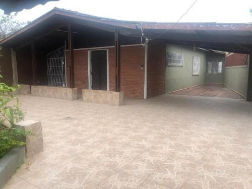 Casa Lado Praia 600m Do Mar Com 2 Dorm 6135rafa