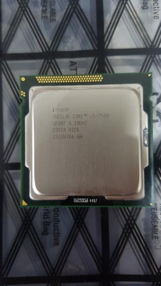 Processador Intel Core I5 2500 3.30ghz Lga 1155 Seminovo