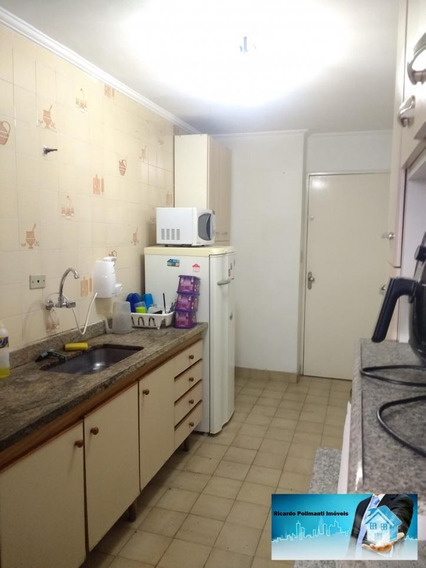 Apartamento 3 Dorms 75m² No Campo Limpo- Zona Sul- Sp - Z822cp