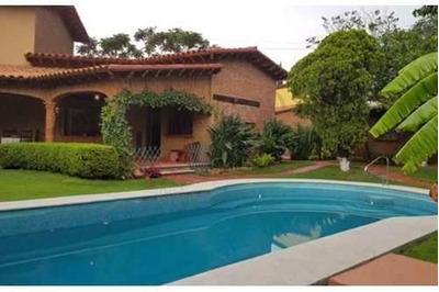 Casa En Venta, Tepoztlan Morelos.