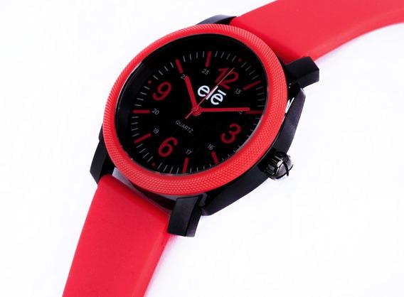 Reloj Relojes Moda Hombre Mujer Casual, Ele 6703 D