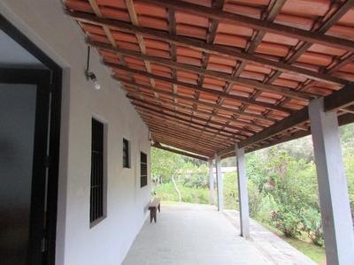 Juquitiba - Chácara/poço/horta/garagem/churrasq Ref: 04369
