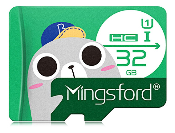 Tarjeta De Memoria 32g Mingsford Micro Sd