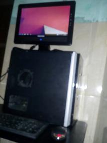 Computador Completo Via C7 4gb De Ram E 320 Gb Dou Desconto