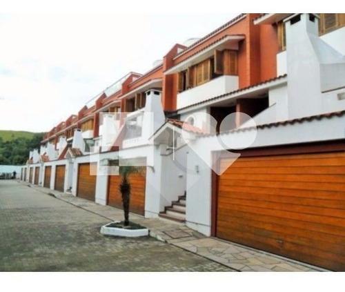 Casa Em Condomínio Fechado Em Localização Excelent - 28-im412284