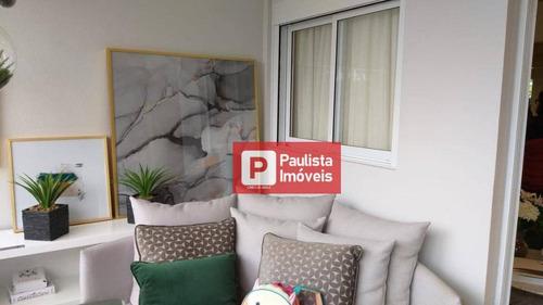 Apartamento À Venda, 108 M² Por R$ 1.033.500,00 - Santo Amaro - São Paulo/sp - Ap26906