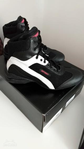 Bota Feminina Tênis Sneakers Superhot Academia Treino Jump35