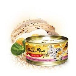 Fussie Gold Cat Súper Premium Grano De Pollo Gratis Con Huev