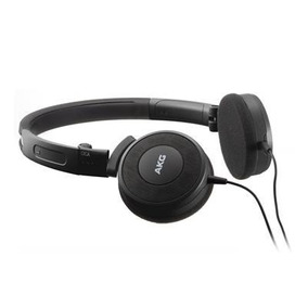 Headphone Com Microfone Akg, Controle De Musicas - Y30ublk