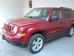 Jeep Patriot Sport Fwd L4/2.4 Aut