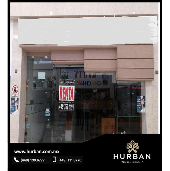 Hurban Renta Local En Excelente Centro Comercial Al Norte De La Ciudad