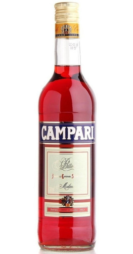 Campari Bitter 450cc - Caballito / Primera Junta