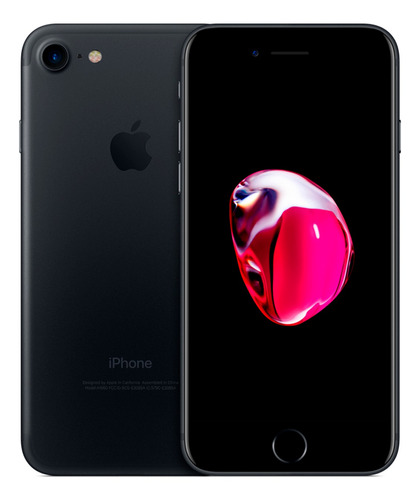 Celular Apple iPhone 7 128gb Lte Grey Garantía Super Oferta