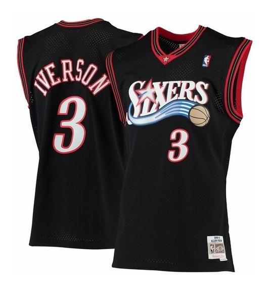 Camisa - Allen Iverson - 76ers