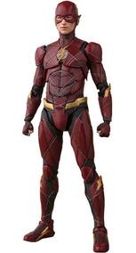 Justice League Flash S.h. Figuarts - Bandai