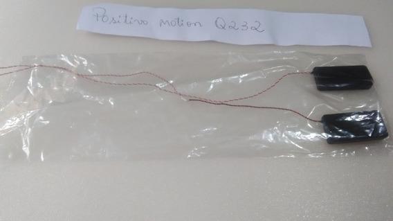 Falante Notebook Positivo Motion Q232