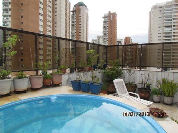 Cobertura Residencial Em São Paulo - Sp - Co0041_prst