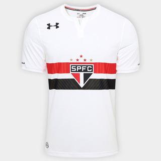 Camisa Do São Paulo Futebol Clube, Oficial, Autografada