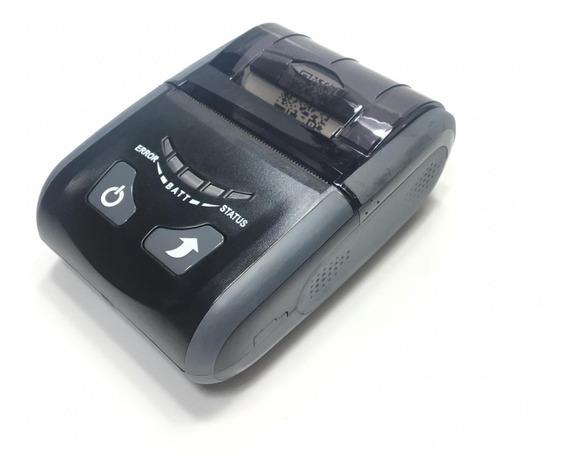Impressora Térmica Térmica Portátil Rongta Rpp-200 Bu