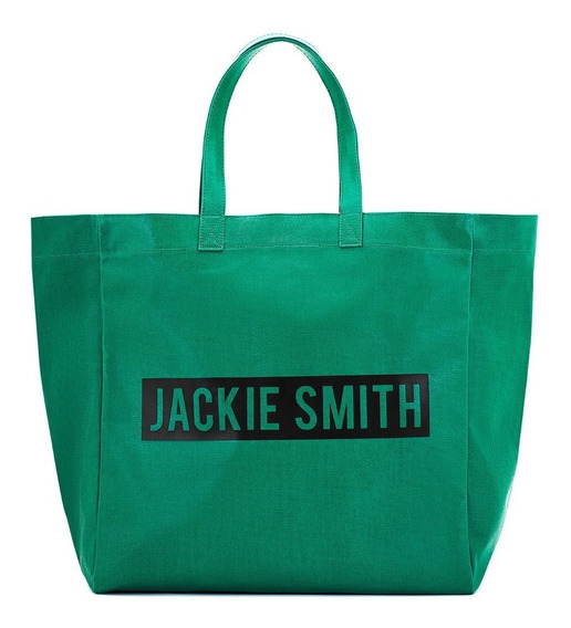 Cartera Moderna Verde. Jackie Smith.