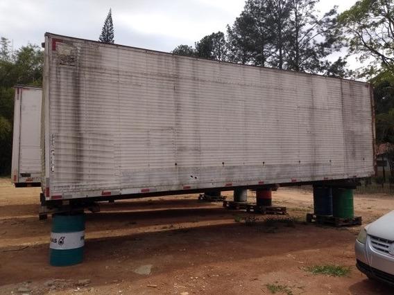 Bau Para Caminhão Trucado Com Plataforma !!r$ 10.500,00 !!!
