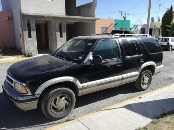 Blazer 97 Americana 4x4 Negra