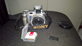 Câmera Fotográfica Sony Dsc - H7, 8.1 Mp