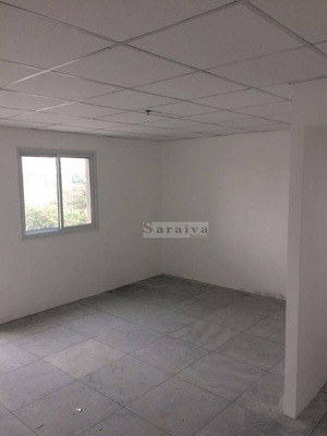 Sala Para Alugar, 33 M² Por R$ 1.800/mês - Jardim Do Mar - São Bernardo Do Campo/sp - Sa0060