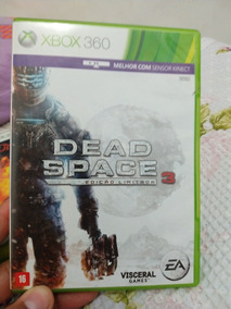 Dead Space 3 Original Xbox 360