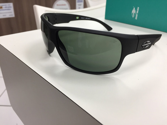 Oculos Solar Mormaii Joaca 2 Preto Fosco L.verde 445 A14 71