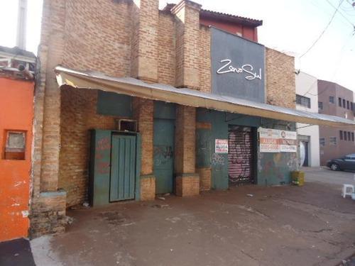 Salão Comercial Em Avenida - Sl0234