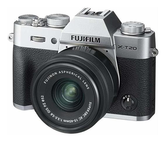 Fujifilm X-t20 Mirrorless Digital Camara Xc15-45mmf 3.5-5. ®