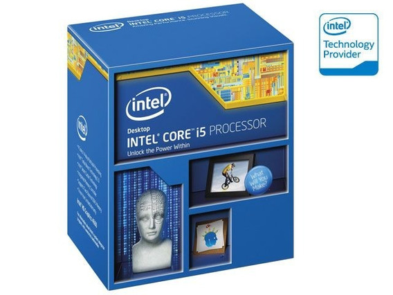 X Processador Core I5-4440 Intel 3.10ghz Dmi 5gts 6m Cache