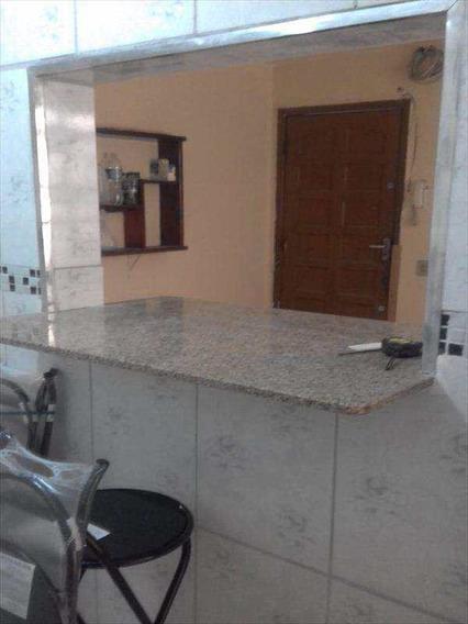 Apartamento Com 2 Dorms, Parque Bitaru, São Vicente - R$ 100 Mil, Cod: 54604600 - V54604600
