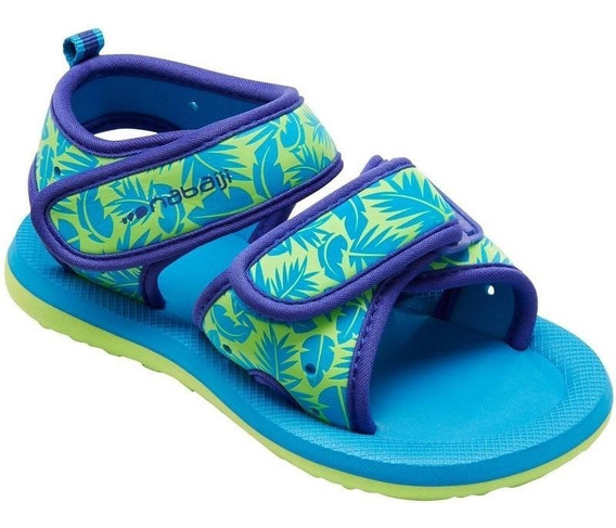 Sandalias De Natacion Azul Para Bebé 8403691