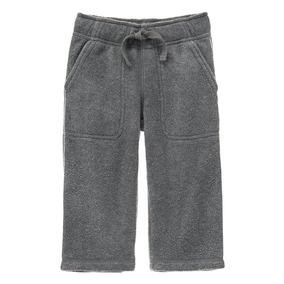 Calça Importada Gymboree Fleece Menino 2 Anos E 4 Anos