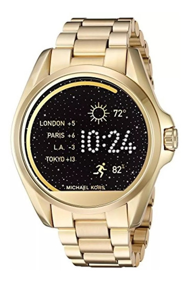 Relogio Michael Kors Mkt5001 Access Touch Gold Unissex Usa