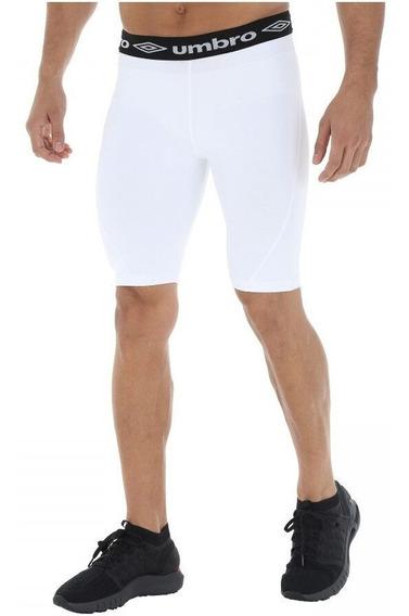Bermuda Termica Umbro Short Entrenamiento Calza Corta Hombre