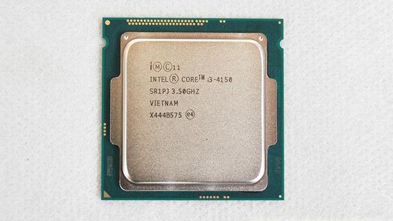 Core I3 4150 Lga 1150 3.50 Ghz 3mb Cache Testado E Garantia!