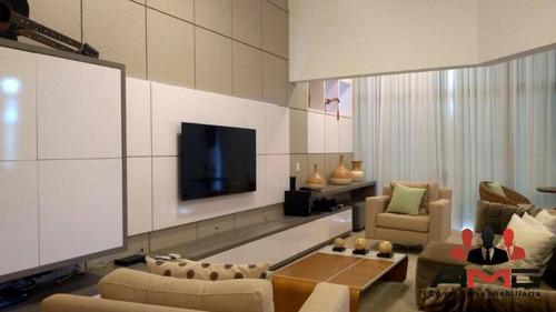Apartamento Com 4 Dormitórios À Venda, 335 M² Por R$ 4.800.000,00 - Riviera - Módulo 7 - Bertioga/sp - Ap1638