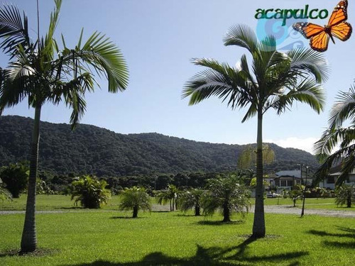 Imagem 1 de 7 de Acapulco Terreno À Venda, Condomínio Jardim  Acapulco - Guarujá. - Te0070