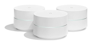 L | Tri-pack Router Inalambrico Google Home ( Ga00158-us ) A